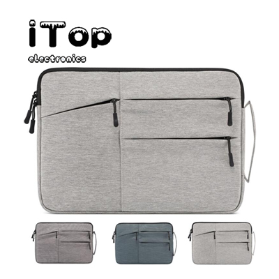 iTop Laptop Sleeve Case Bag Macbook Lenovo Dell HP 11/12 Case Bag Carry Pouch
