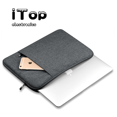 iTop MacBook Microsoft DELL HP Laptop Sleeve Case Bag Nylon Carry Pouch All Colors Available