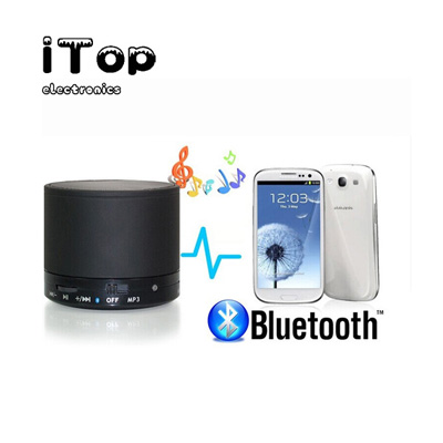 iTop S10 Bluetooth Wireless Mini Speaker MP3 Aux TF Card Subwoofer