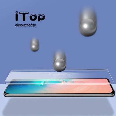 iTop Full Glue Galaxy Note 20 Ultra 5g Screen Protector HD 3D 9H Hardness Tempered Glass Screen Protector for Galaxy Note 20 Ultra 5g 6.9 inch