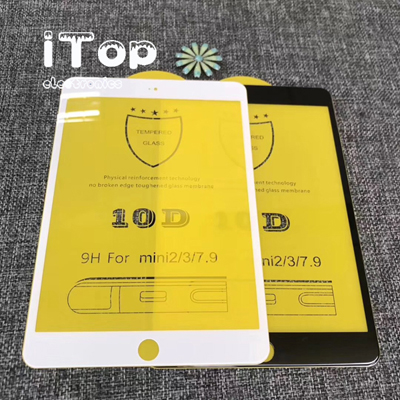 iTop 10D tempered glass for ipad 5 6 screen protector for iPad 2018 pro 9.7inch protective film for ipad air 2 mini 2 3 4 5