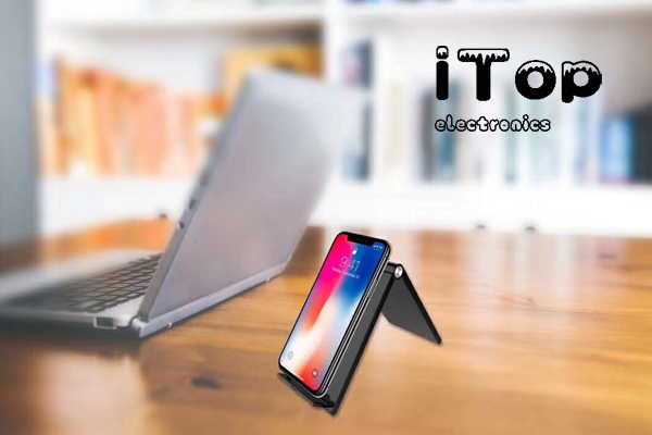 Foldable Wireless Charger Qi Fast Wireless Charging Foldable Stand,Compatible with Samsung Galaxy S10/S10 Plus S10e Note 10 9 S9 S9 Plus iPhone Xs Max XS XR LG G7 ThinQ Google Pixel 3/3 XL, Fast 15W Wireless Charger,Dual Coil Foldable USB C Qi 2 in 1 Stand/Flat Charging Pad Station Phone Holder Compatible iPhone Xs/Max/XS/XR/X/8/8+, Samsung S10/S10+/S9/S9+/S8/S8+/S7/S7+, Wireless Charger Qi C